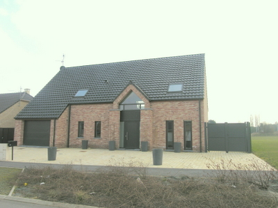 Couleur maison construction exemples de construction dans le nord pas de calais for Maison prefabriquee nord pas de calais